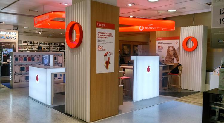 Vodafone sicetres for Vodafone oficinas barcelona